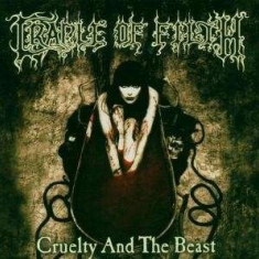 Cradle of Filth - Cruelty & The Beast ( 1 CD ) - Muzica Pop
