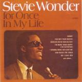 Stevie Wonder - For Once in My Life ( 1 CD ) - Muzica Pop