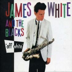 James & Blacks White - Off White ( 1 CD )