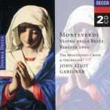 C. Monteverdi - Vespro Della Beata Vergin ( 2 CD )