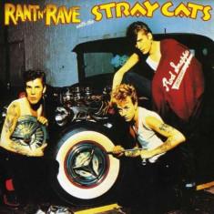 Stray Cats - Rant 'N' Rave ( 1 CD ) - Muzica Rock & Roll