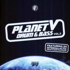 Artisti Diversi - Planet V - Vol.2 ( 2 CD ) - Muzica Drum and Bass