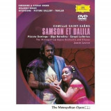 C. Saint-Saens - Samson & Dalila ( 1 DVD )