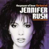 Jennifer Rush - The Power Of Love - The Best Of... ( 1 CD ) - Muzica Pop