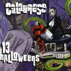 Calabrese - 13 Halloweens ( 1 CD ) - Muzica Rock