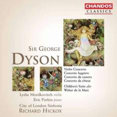 Dyson - Violinkonz./Concerto Leggiero/+ ( 2 CD ) - Muzica Clasica