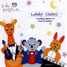 Baby Einstein - Lullaby Classics ( 1 CD ) - Muzica Chillout
