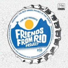 V/A - Friends From Rio..2014 ( 1 CD )