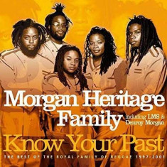 Morgan Heritage Family - Know Your Past ( 1 CD ) - Muzica Reggae