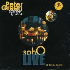 Peter Green - Soho Live At Ronnie's Scott ( 2 CD ) - Muzica Blues