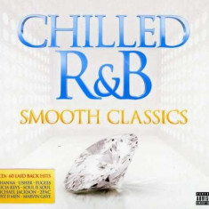 V/A - Chilled R&B - Smooth.. ( 3 CD ) - Muzica R&B