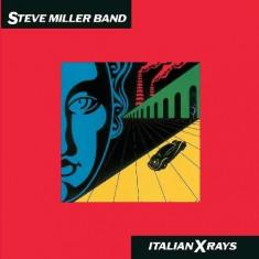 Steve Miller - Italian X-Rays -Remast- ( 1 CD )