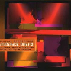 Tangerine Dream - Dante Song Collection ( 1 CD ) - Muzica House