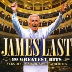 James Last - 80 Greatest Hits ( 3 CD ) - Muzica Ambientala
