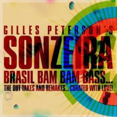Gilles Peterson - Sonzeira ( 2 CD ) - Muzica Dance
