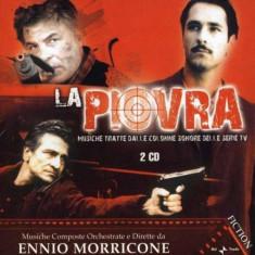 Ennio Morricone - La Piovra (Octopus) ( 1 CD ) - Muzica soundtrack