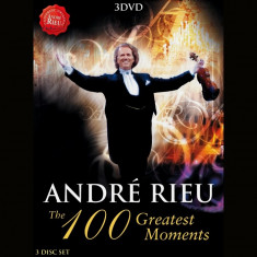 Andre Rieu - 100 Greatest Moments ( 3 DVD ) - Muzica Opera