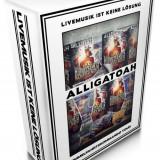 Alligatoah - Livemusik Ist.. ( 3 CD + 1 DVD ) - Muzica Hip Hop