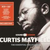 Curtis Mayfield - Essential.. ( 2 CD + 1 DVD ) - Muzica Blues