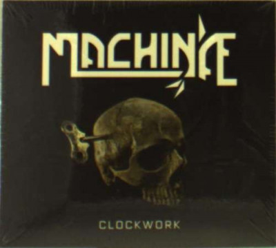 Machinae - Clockwork -Digi- ( 1 CD ) foto