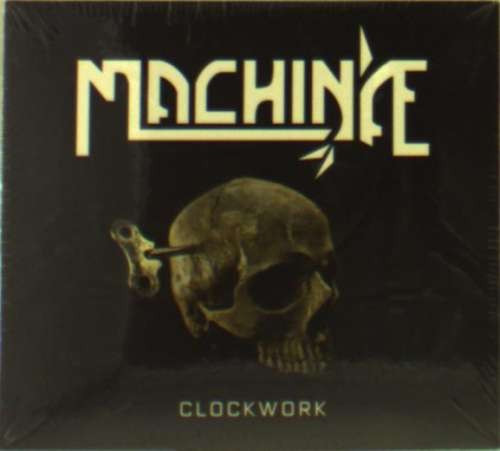 Machinae - Clockwork -Digi- ( 1 CD )