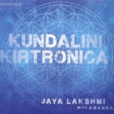 Jaya & Ananda Lakshmi - Kundalini Kirtonica ( 1 CD ) - Muzica Ambientala