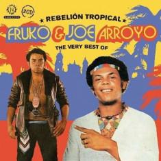 Fruko & Joe Arroyo - Very Best ( 2 CD ) - Muzica Latino