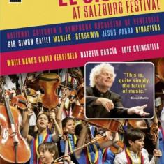 El Sistema - At Salzburg Festival 2013 ( 1 DVD ) - Muzica Clasica