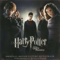 OST - Harry Potter -5- Order.. ( 1 CD ) - Muzica soundtrack