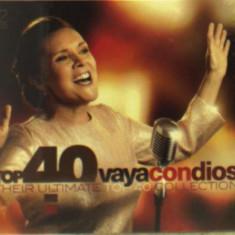Vaya con Dios - Top 40 - Vaya Con Dios ( 2 CD )