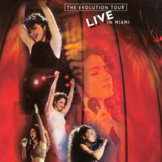 Gloria Estefan - The Evolution Tour: Live in Miami ( 1 DVD ) - Muzica Latino
