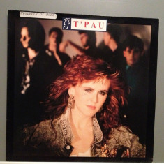 T'PAU - BRIDGE OF SPIES (1987/VIRGIN REC/RFG) -Vinil/Pop-New Wave/Impecabil(NM) - Muzica Pop virgin records