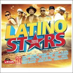 V/A - Latino Stars 2016 ( 3 CD ) - Muzica Latino
