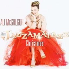 Ali McGregor - Very Jazzamatazz.. ( 1 CD ) - Muzica Sarbatori