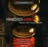 F. Cavalli - Vespero Delli Cinque Laudate ( 1 CD )