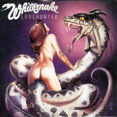 Whitesnake - Love Hunter [Bonus Tracks] ( 1 CD ) - Muzica Rock