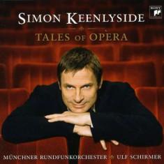 Simon Keenlyside - Tales of Opera ( 1 CD ) - Muzica Opera
