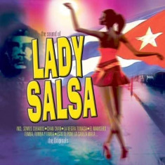 Artisti Diversi - Lady Salsa-the.. ( 1 CD ) - Muzica Latino