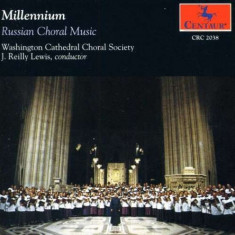 Cathedral Choral Society - Millennium Russian.. ( 1 CD ) - Muzica Clasica