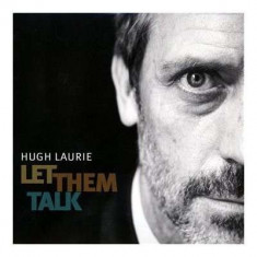 Hugh Laurie - Let Them Talk ( 2 VINYL ) - Muzica Blues