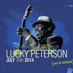 Lucky Peterson - Live In Marciac 2014 ( 2 CD ) - Muzica Blues