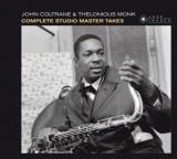 John & Thelonio Coltrane - Complete Studio Master.. ( 1 CD )