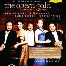 Opera Gala - Live from Baden-Baden ( 1 BLU-RAY ) - Muzica Opera