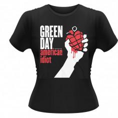 Tricou Fete Green Day - American Idiot