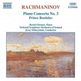 S. Rachmaninov - Piano Concerto No.3 ( 1 CD ) - Muzica Clasica