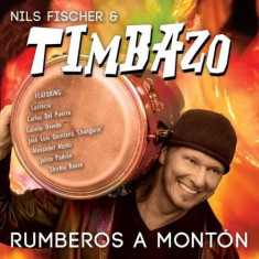 Nils & Timbazo Fischer - Rumberos a Monton ( 1 CD )