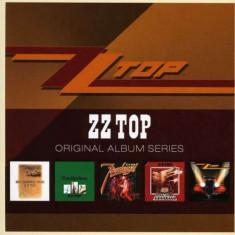 ZZ Top - Original Album Series ( 5 CD ) - Muzica Pop