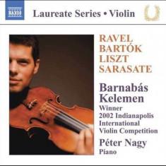 Kelemen/ Nagy - Rhapsodies For Violin & P ( 1 CD ) - Muzica Clasica