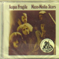 Acqua Fragile - Mass-Media Stars ( 1 CD ) - Muzica Pop