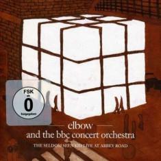 Elbow - The Seldom Seen Kid Live at Abbey Road ( 1 CD + 1 DVD ) - Muzica Rock